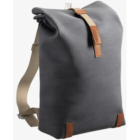 Brooks Pickwick Canvas Mochila 26L, grey/honey